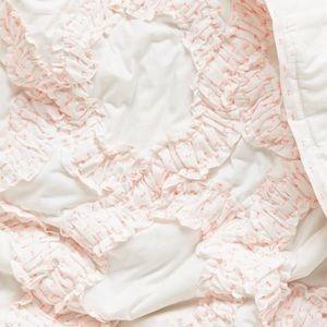 Anthropologie Blanket/ Quilt-NWT-Claremont- Pink